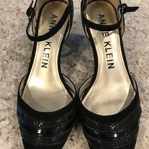 Anne Klein Fayme Closed Toe Pumps